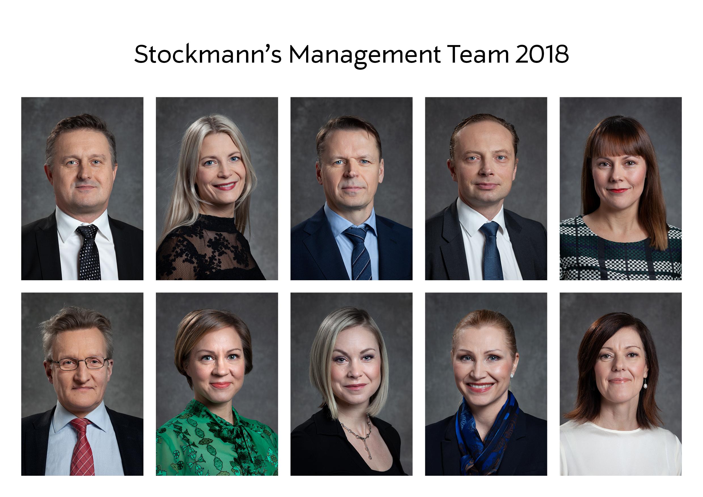 Stockmann's Management Team 2018.jpg